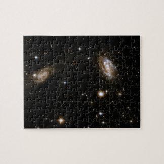 Interacting Galaxies NGC 5331, in Virgo Jigsaw Puzzle