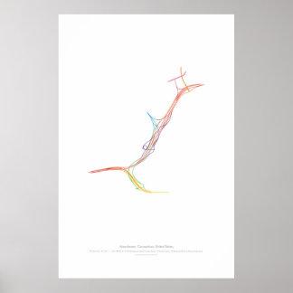Interchange Choreography: Manchester, CT, US Poster