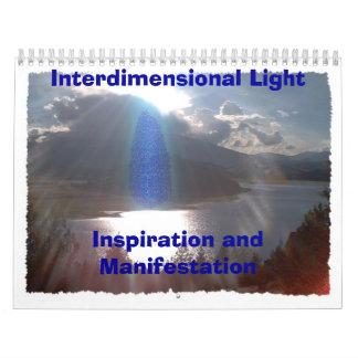 Interdimensional Light Calendar