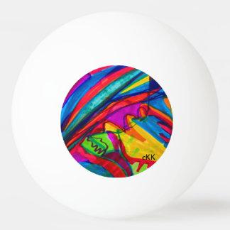 Interesting Ping Pong Ball