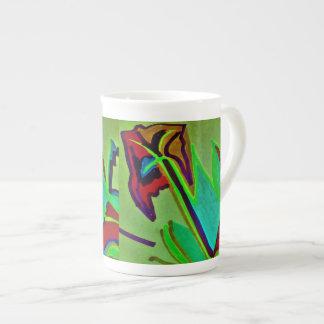 Interesting Tea Cup