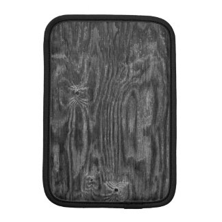 Interesting Wood Texture iPad Mini Sleeve