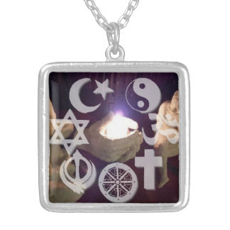 Interfaith Coexist Pendant