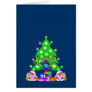 Interfaith Holiday Fun Card