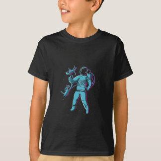 Intergalactic Cat Fancy Enthusiast T-Shirt