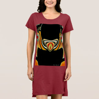 Intergalactic Funk Royalty Dress