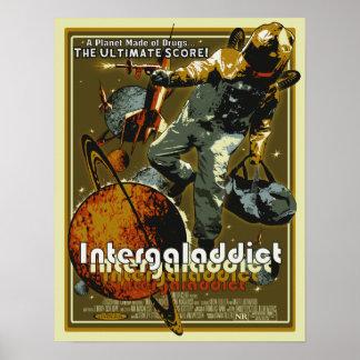 Intergaladdict Poster