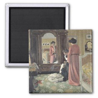 Interior, 1904 magnet