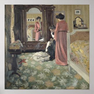 Interior, 1904 poster