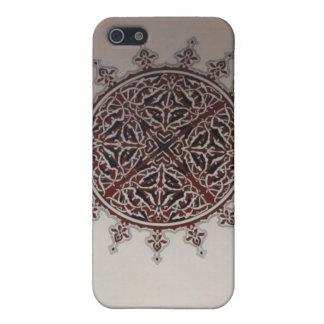Interior Arabic Style Design iPhone 5/5S Cases