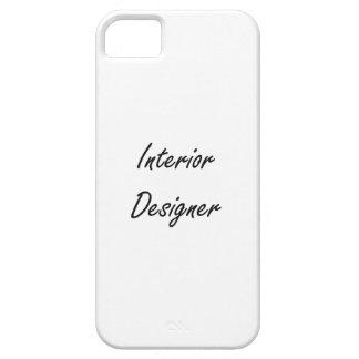 Interior Designer Artistic Job Design iPhone 5 Case