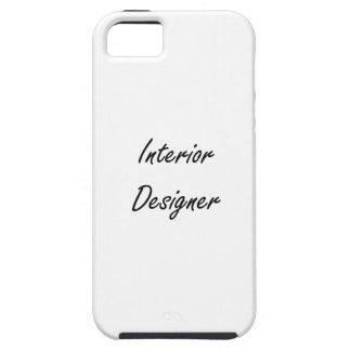 Interior Designer Artistic Job Design iPhone 5 Cases