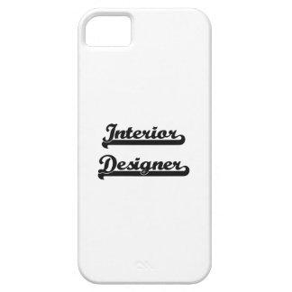 Interior Designer Classic Job Design iPhone 5 Cover