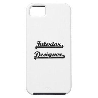 Interior Designer Classic Job Design iPhone 5 Case
