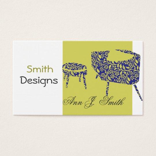 interior designer decor green promotional modern business