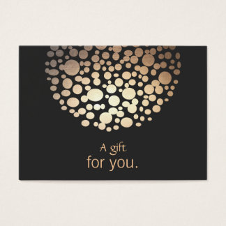 Interior Designer Lighting Gift Certificate