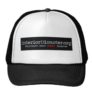 Interior Disaster Products Trucker Hat