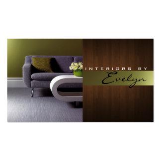 Interior, Exterior Designer Business Cards