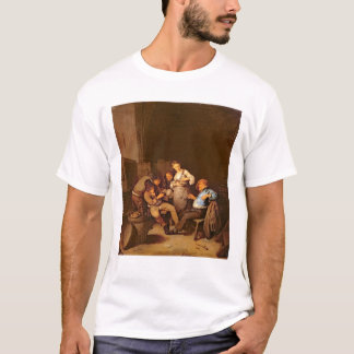 Interior of a Dutch Tavern T-Shirt