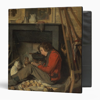 Interior of a Studio, 1845 (oil on canvas) Binders