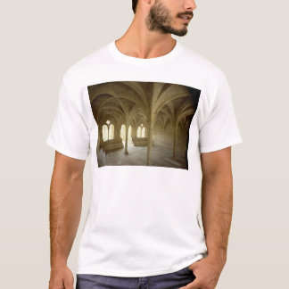Interior of the Chapter House, 12th-13th century T-Shirt