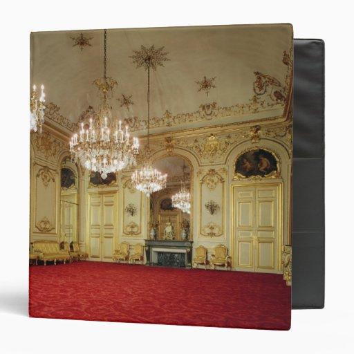 Interior of the Grand Salon Binders