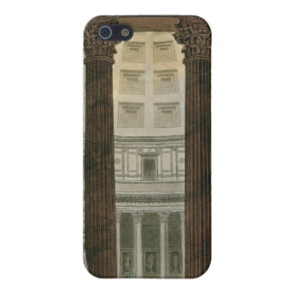 Interior of the Pantheon, Rome, from 'Le Costume A iPhone 5/5S Covers
