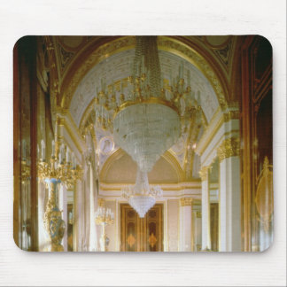 Interior of the Private Apartments Mouse Pad