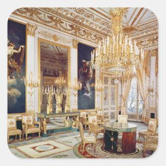 Interior of the Salon des Quatre Saisons Stickers