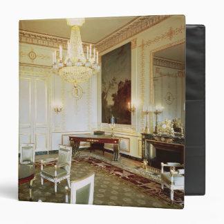Interior of the Salon Vert Binder
