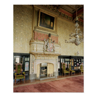Interior of the Venetian Drawing Room Posters