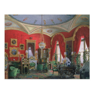 Interior of the Winter Palace Postcard