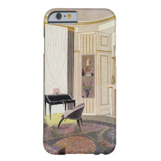 Interior with furniture designed by Ruhlmann, from Barely There iPhone 6 Case