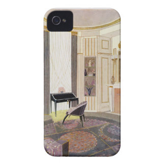 Interior with furniture designed by Ruhlmann, from Case-Mate iPhone 4 Case