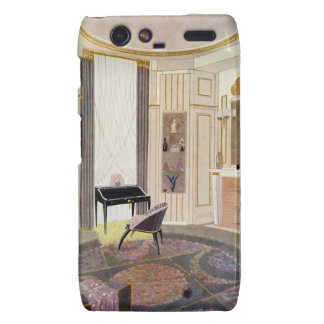 Interior with furniture designed by Ruhlmann from Motorola Droid RAZR Cases