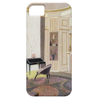 Interior with furniture designed by Ruhlmann, from Case For The iPhone 5