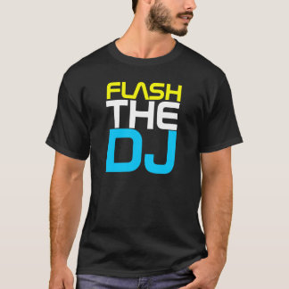 InterKnit Couture - Flash the DJ T-shirt