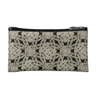 Interlace Arabesque Pattern Cosmetics Bags