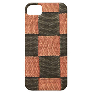 Interlaced Canvas Straps iPhone 5 Case