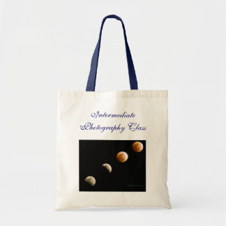 Intermediate Photography Class Tote Bag