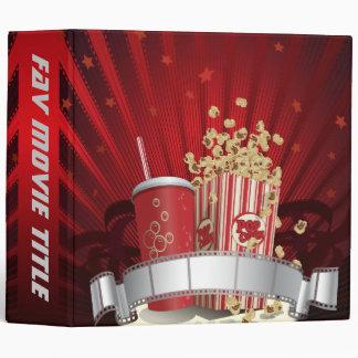 Intermission Movie Night  Binder