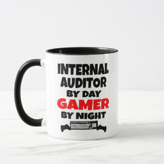 Internal Auditor Gamer Mug