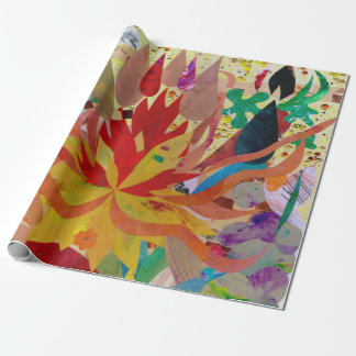 "Internal Flame - Matte Wrapping Paper, 30"" x 6'"