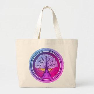 Internal Healing Large Tote Bag