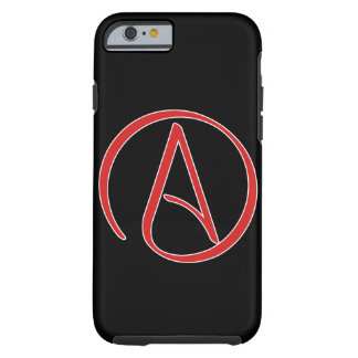 International Atheist Symbol Tough iPhone 6 Case