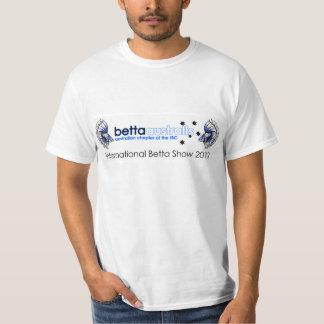 International Betta Show 2012 Shirt