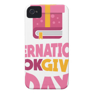 International Book Giving Day - 14th February iPhone 4 Cases