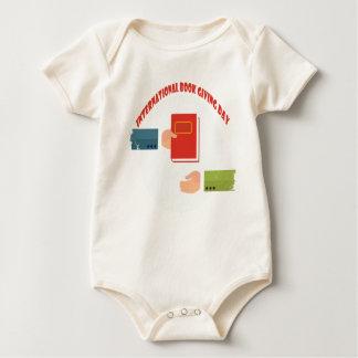 International Book Giving Day - Appreciation Day Baby Bodysuit