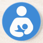 International Breastfeeding Symbol Coaster