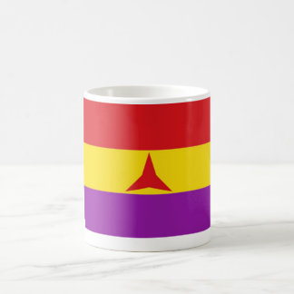 International Brigades mug